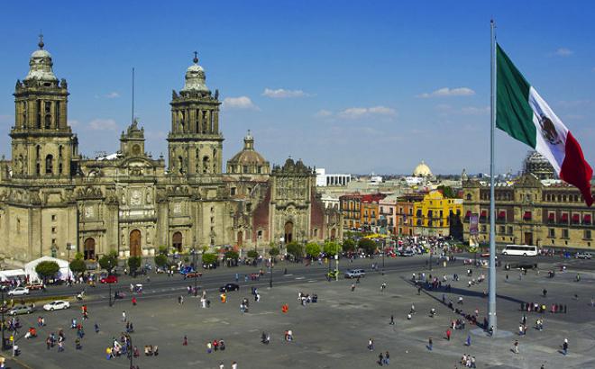 México - Zocalo
